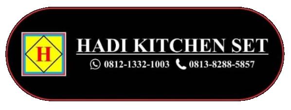 Hadi Kitchen Set Furniture Cibinong